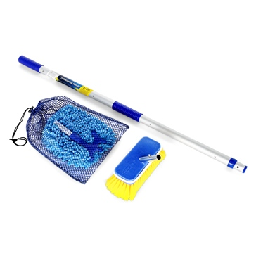 Camco Boat Cleaning Kit Standard 5 piece