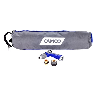 Camco 40' Coil Hose Kit