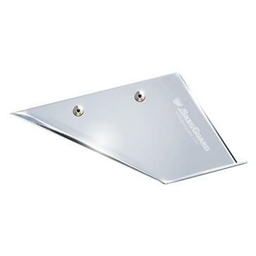 Megaware Protecteur d'aileron SkegGuard® Acier inoxydable