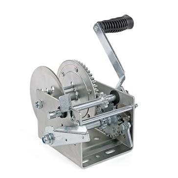 Kimpex Treuil manuel 2500 lb très robuste à deux vitesses