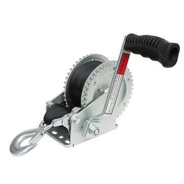 Kimpex 2000 lbs Boat Trailer Manual Winch with strap