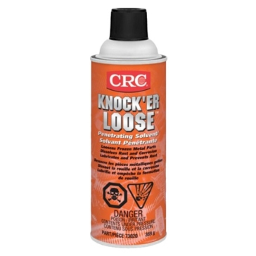 CRC Solvent Penetrating Knocker Loose Aerosol
