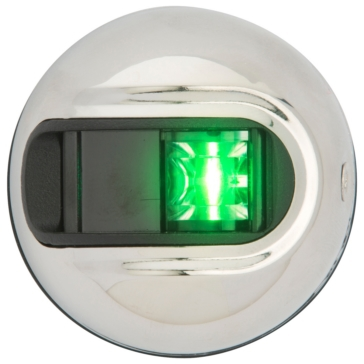Attwood LightArmor Vertical Surface Mount Navigation Light Navigation light - White