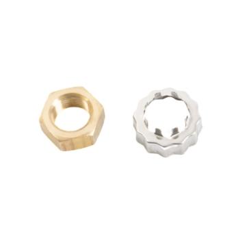 SIERRA Propeller Nut and Keeper 18-3708-1