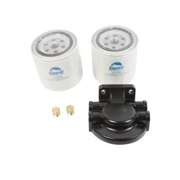 SIERRA Ensemble de deux filtres de séparation d'eau et de carburant 18-7848-2