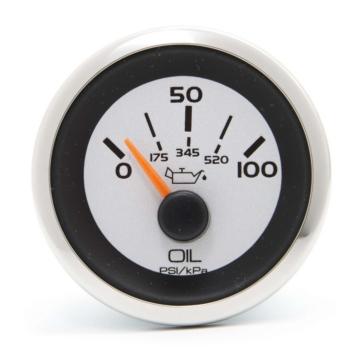 SIERRA Jauge 65525P Jauge à pression d'huile
