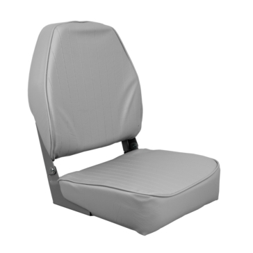 High-back fold-down seat KIMPEX High Back Economy Seat