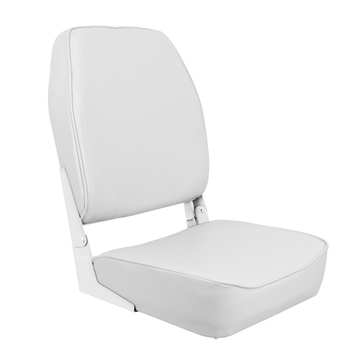 Kimpex Low Back Economy Seat High-back fold-down seat