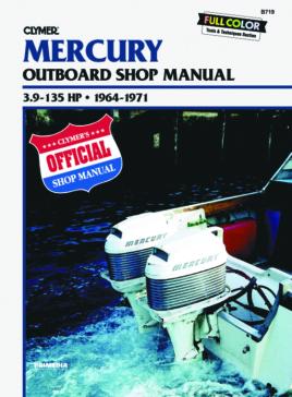 780161 CLYMER Manual