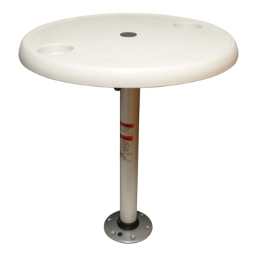 Round SPRINGFIELD Complete Table Package