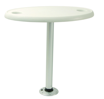 Oval SPRINGFIELD Complete Table Package