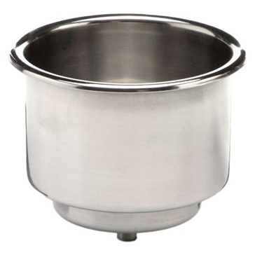 T-H Marine Cup Holder, Stainless steel