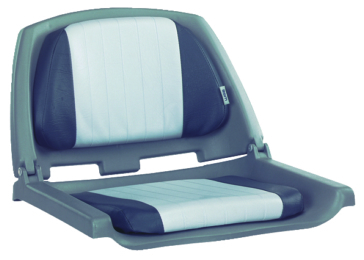 WISE Deluxe Injection Molded Plastic Fold-Down Seat Fold-Down Seat