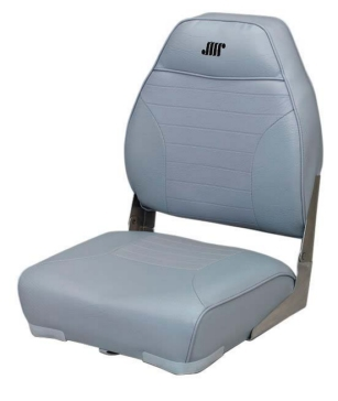 High-back fold-down seat WISE High Back Plastic Frame Fold-Down Seat
