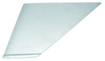 Aluminium T-H MARINE  Replacement Skeg
