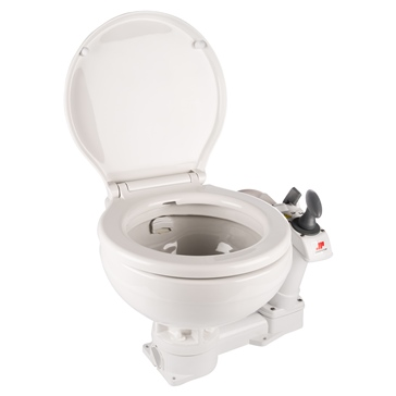 JOHNSON PUMP AquaT TM  Marine Toilet
