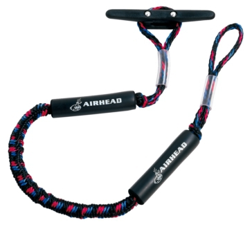 Airhead 2150 lbs Bungee Dock Line 5' to 8' - PWC - Bungee Rope