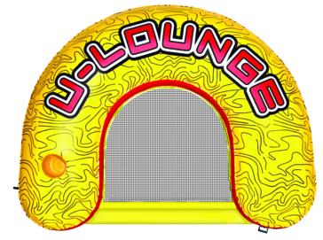 AIRHEAD Chaise aquatique gonflable U-Lounge
