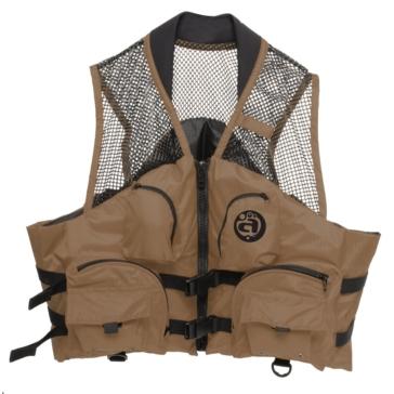 AIRHEAD Veste de pêche de luxe