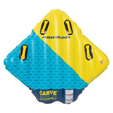 Airhead Towable tube Carve 1P