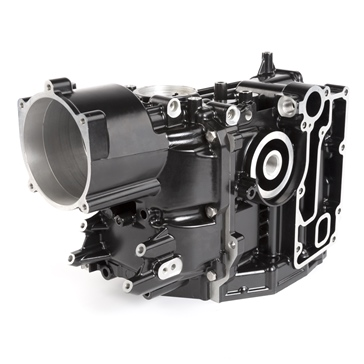 Hidea Composants de carter moteur avec couvercle