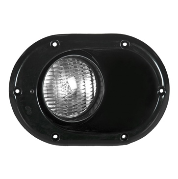 SIERRA 12V Single Light Kit, black