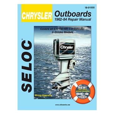 SIERRA Seloc Manual - Chrysler 18-01000 18-01000