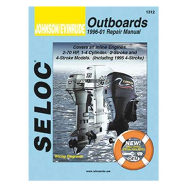 SIERRA Seloc Manual - Johnson/Evinrude 18-01312 18-01312