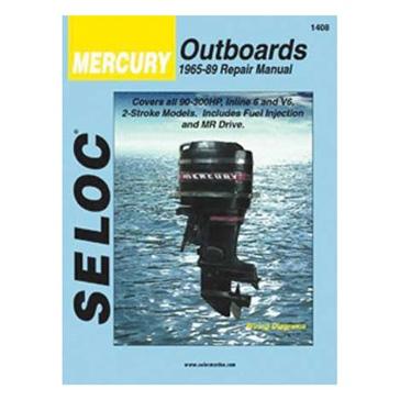 SIERRA Seloc Manual - Mercury 18-01408 18-01408