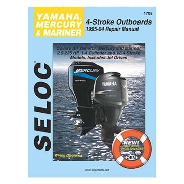 SIERRA Seloc Manual - Yamaha 18-01705 18-01705