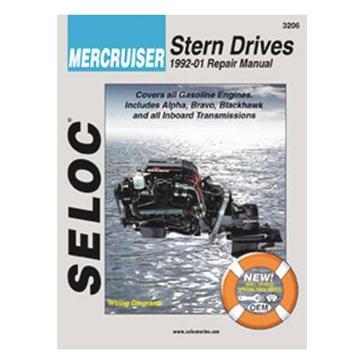 SIERRA Seloc Manual - Mercruiser 18-03206 18-03206