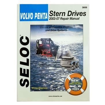 SIERRA Seloc Manual - Volvo/Penta 18-03608 18-03608