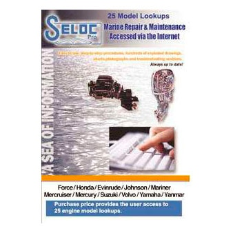 SIERRA Seloc Pro-Pay - 25 Model Lookups 18-05501