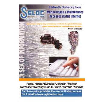 SIERRA Seloc Pro - 9 Months Subscription 18-05504