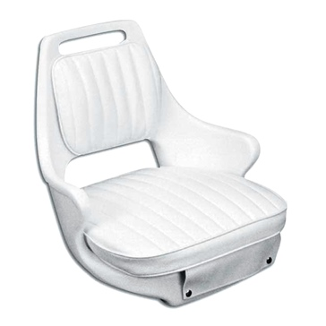 Moeller Series 2071 Chair and Cushion with mounting plate