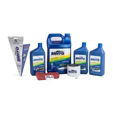 Sierra Oil Change Kit, Mercury 10W-30 10W30