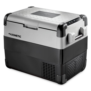 Sierra CFX 65W Electric Cooler with integrated Wi-Fi application