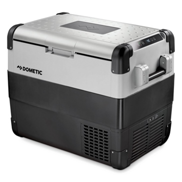 Sierra CFX 65DZ Electric Cooler with dual zone cooling compartment