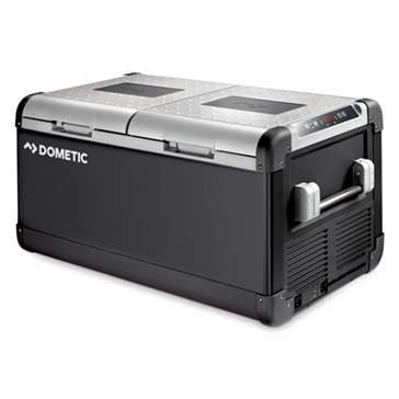 DOMETIC CORP CFX 95DZW Electric Cooler with Dual Zone