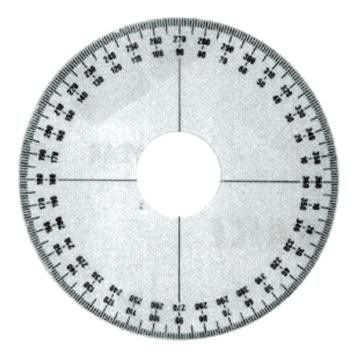WSM Rapporteur d'angle de moteur Mesurer - 295-000-007