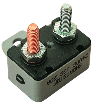 30 A SEA DOG Resettable Circuit Breakers