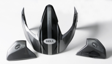 Mag 9 BELL MX Peak & Vent for Mag-9 Helmet