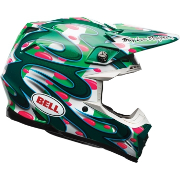 BELL Casque Hors-Route Moto-9 Flex MCGrath Replica