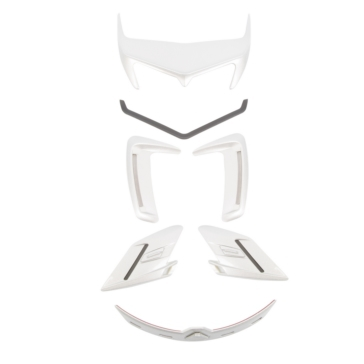 BELL Ventilation pour casque Star Argent
