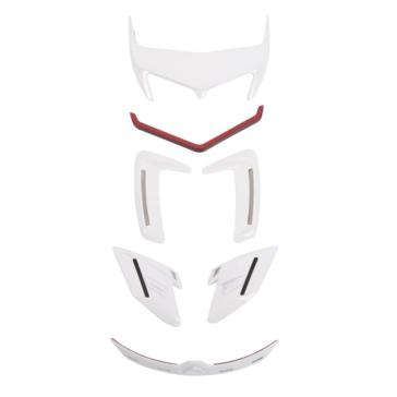 BELL Ventilation pour casque Star Cerwinske Blanc