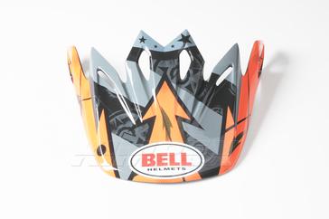 Moto 9 BELL MX Peak for Moto-9 Helmet