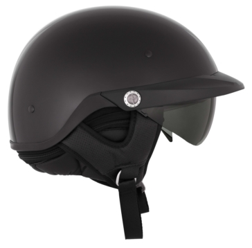 Solid Color BELL Pit Boss Half Helmet