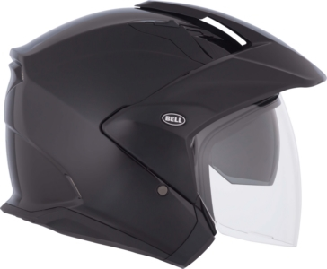 Solid BELL Mag-9 2.0 Open-Face Helmet