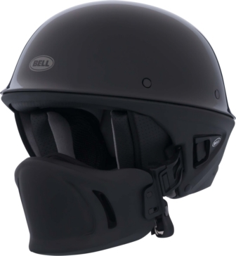 Solid BELL Rogue Half Helmet