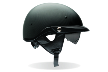 Demi-Casque Pit Boss BELL Solid